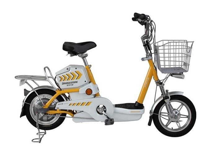 Xe đạp điện Bridgestone PKD 14, xe dap dien Bridgestone PKD 14