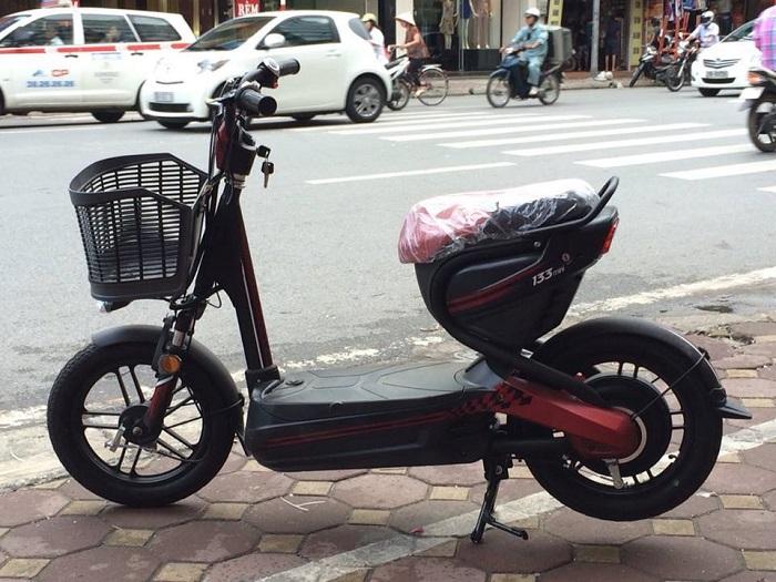 Xe đạp điện Giant M133 Mini đen