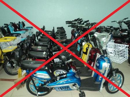 không bán xe đạp điện kém chất lượng