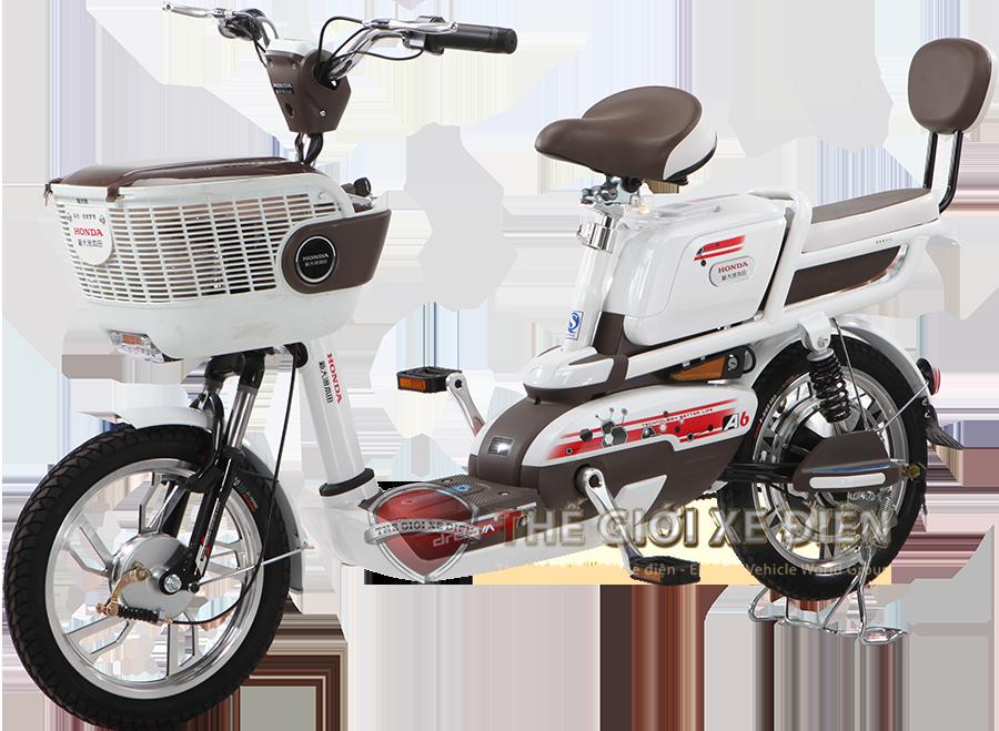 Xe điện Honda A6 Plus 2017
