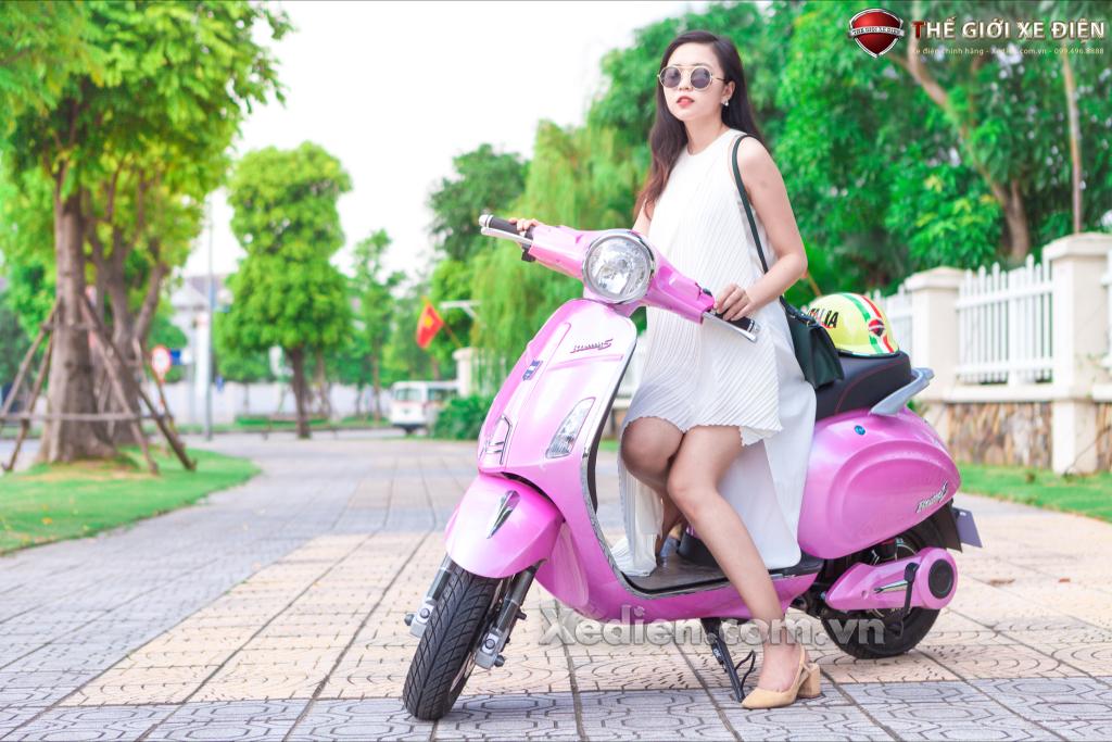 Xe máy điện Roma S DKbike