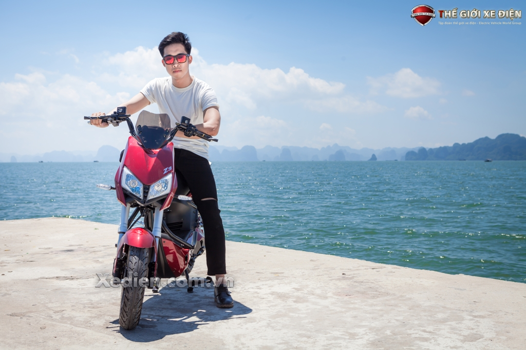 Xe điện Z3 HSdeluxe limited edition